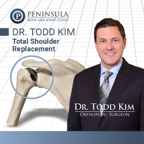 Total Shoulder Replacement by Dr. Kim